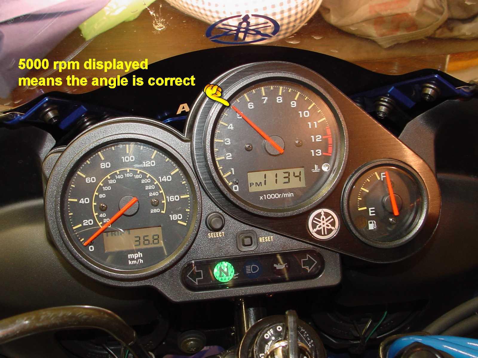 Throttle Position Sensor Adjustment